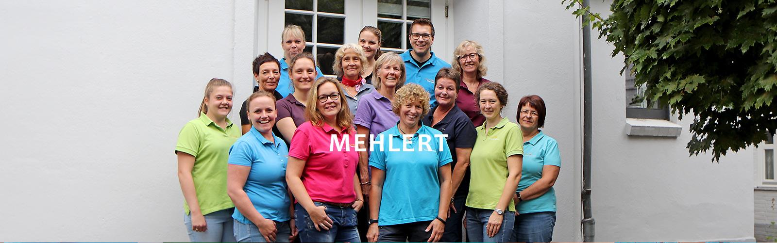 Das Team der Krankengymnastik Mehlert, Flensburg