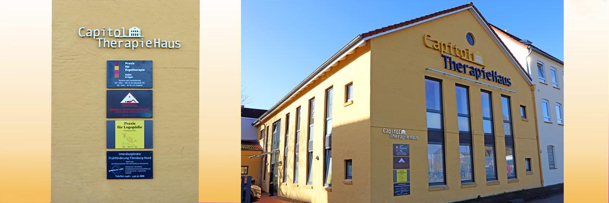 Das Capitol-Therapie-Haus in Flensburg