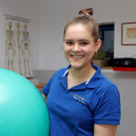 Janne Fischer - Physiotherapeutin